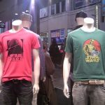 ユニクロ×スター・ウォーズTシャツ、先行販売で買ってきた