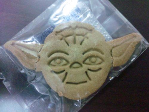 スター・ウォーズ クッキー ヨーダ