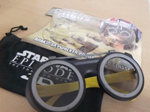 スター・ウォーズ 3Dメガネ