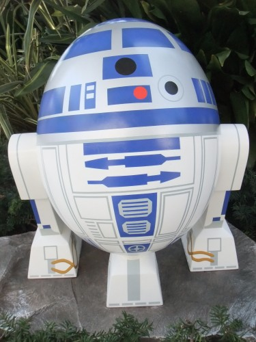 R2-D2 イースターエッグ