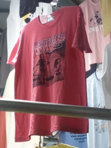 スター・ウォーズ ユニクロ Tシャツ