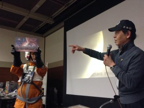 水分補給大会2014冬 三田恒夫