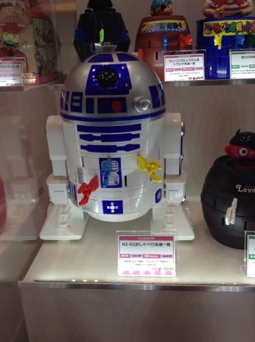 スター・ウォーズ R2−D2 黒ひげ危機一発