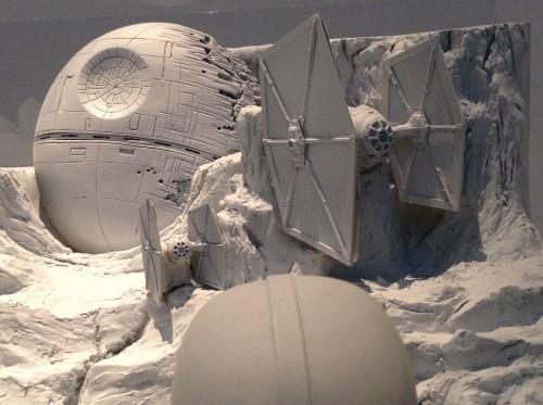 スター・ウォーズ展 さっぽろ雪まつり