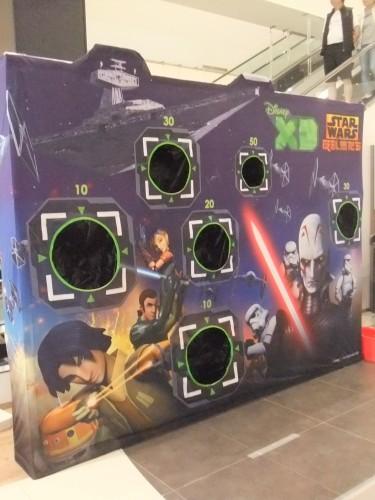 スター・ウォーズ 反乱者たち ターゲットボードゲーム