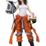 ジェイナが萌えフィギュアに!スター・ウォーズ ARTFX BISHOUJO ジェイナ・ソロ 11月発売