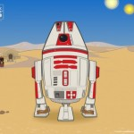 オリジナルドロイドを作ろう!スター・ウォーズ公式サイトにブラウザゲームJawa Junkyard: Droids登場