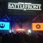 東京ゲームショウ2015で「Star Wars バトルフロント」を試遊してきた!ブースレポート