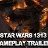 Star Wars 1313 予告編公開!『ブレードランナー』チックなコンセプトアートも