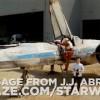 『スター・ウォーズ エピソード7』版Xウィングの映像が公開!マウスドロイドも登場
