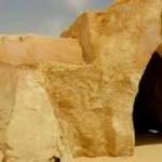 チュニジアのタトゥイーン モス・エスパ ロケ地レポート記事