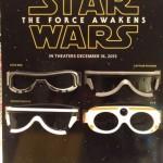 『スター・ウォーズ/フォースの覚醒』3Dメガネ、全4種で一部劇場にて発売中!