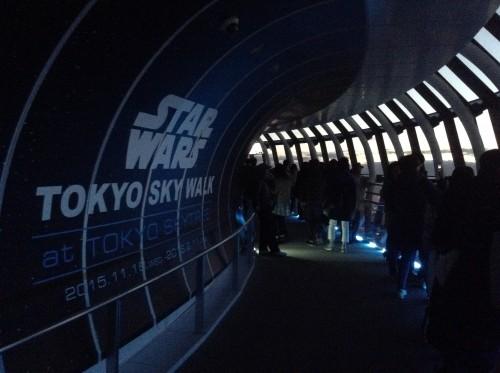 スター・ウォーズ 東京スカイツリー