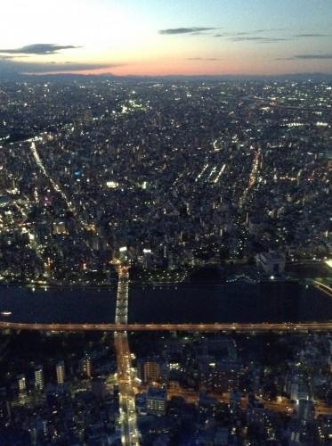 東京スカイツリー