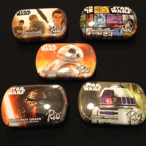 Rio Mints Star Wars
