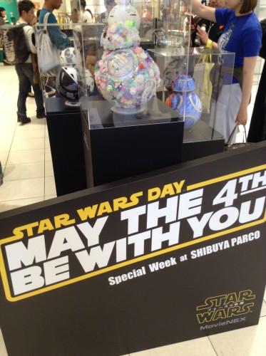 スター・ウォーズの日 イベント BB-8