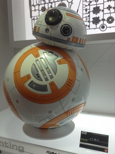 BB-8 プラモデル バンダイ スター・ウォーズ