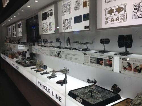 東京おもちゃショー2016 バンダイ スター・ウォーズ プラモデル