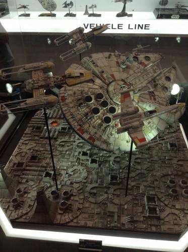 東京おもちゃショー2016 バンダイ スター・ウォーズ ミレニアム・ファルコン