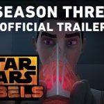 スローン大提督が登場!「スター・ウォーズ 反乱者たち」シーズン3予告編でわかった新情報