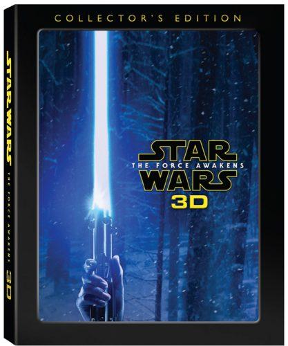 スター・ウォーズ/フォースの覚醒 3Dコレクターズエディション ブルーレイ
