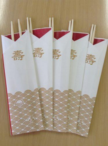 スター・ウォーズ おせち 三段重 祝い箸
