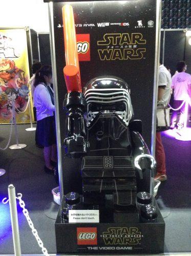 レゴ スター・ウォーズ フォースの覚醒 東京ゲームショウ2016