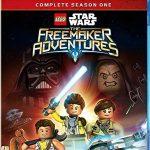 「LEGO スター・ウォーズ/フリーメーカーの冒険」シーズン1 ブルーレイ/DVD、4月日本発売!