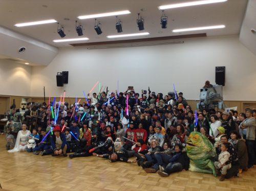 水分補給大会 2017 新春 スター・ウォーズ ファン イベント