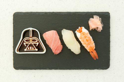スター・ウォーズ 醤油皿 STAR WARS SOY SAUCE DISH
