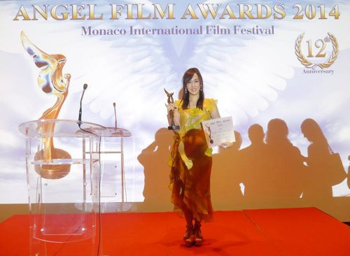 Monaco国際映画祭助演女優賞
