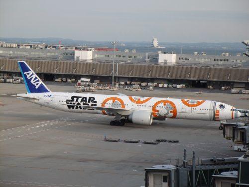 BB-8 ANA JET スター・ウォーズ