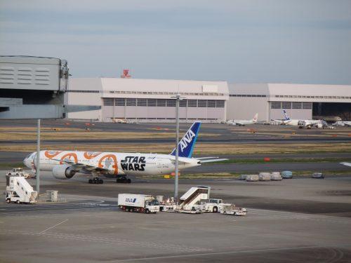 R2-D2 BB-8 ANA JET スター・ウォーズ