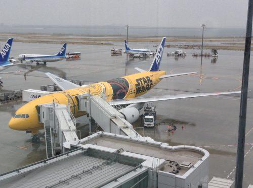 C-3PO ANA JET スター・ウォーズ