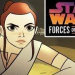 『スター・ウォーズ』ヒロイン達が主人公の新作アニメ「Star Wars Forces of Destiny」製作発表!その巧みな戦略とは