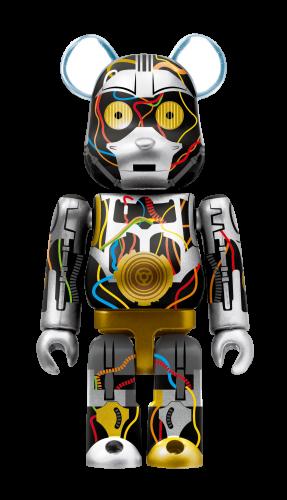 Happyくじ STAR WARS™ BE@RBRICK スター・ウォーズ ベアブリック C-3PO
