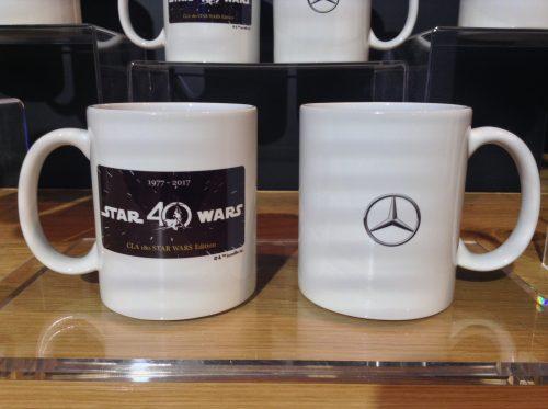 ベンツ スター・ウォーズ マグカップ