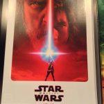『スター・ウォーズ/最後のジェダイ』B5チラシ映画館で配布中!海外も注目の裏面の「衝撃的な真実」とは?