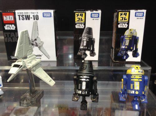 メタコレ スター・ウォーズ R2-B1 R4-I9
