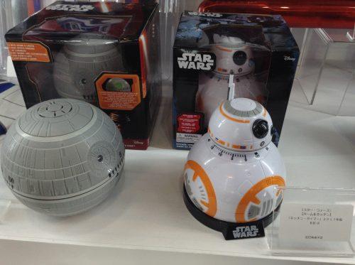 デス・スター BB-8 キッチンタイマー