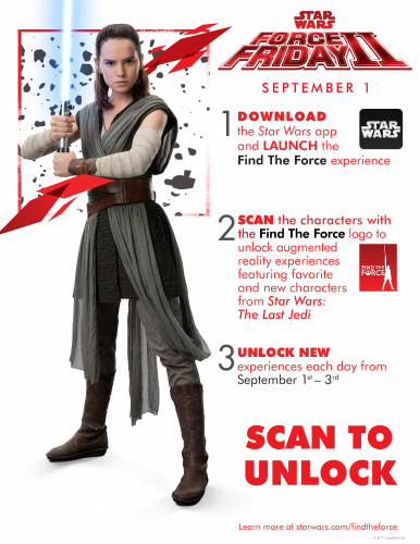 StarWars Forcefriday2 Find The Force