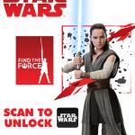 フォースフライデーⅡ世界同時イベント「Find the Force」発表!AR『スター・ウォーズ』キャラクターを探せ!