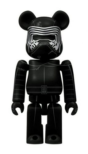 Happyくじ STAR WARS BE@RBRICK カイロ・レン