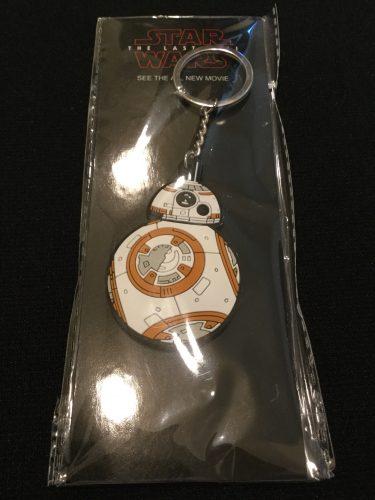 スター・ウォーズ 最後のジェダイ BB-8 キーホルダー