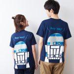 『スター・ウォーズ』Tシャツでお揃いコーデ!STARWARSのつながるプリントTシャツ