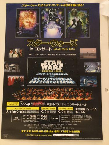スター・ウォーズ in コンサート JAPAN TOUR 2018