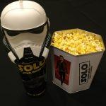 『ハン・ソロ/スター・ウォーズ・ストーリー』UC限定ポップコーンBOX&ドリンクカップセットを買ってみた