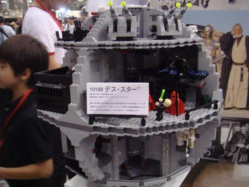 スター・ウォーズ セレブレーション ジャパン レゴ