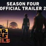 最終シーズン「スター・ウォーズ 反乱者たち」シーズン4、無料BS Dlifeで放送
