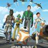 「スター・ウォーズ レジスタンス」初回特別エピソード、ディズニーXDとDlifeで12月9日同時日本初放送!